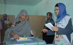 6.5 million Afghans voted in the Aug. 20 presidential election. Foto: IPS Najibullah Musafer/Killid