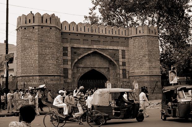 turkman-gate