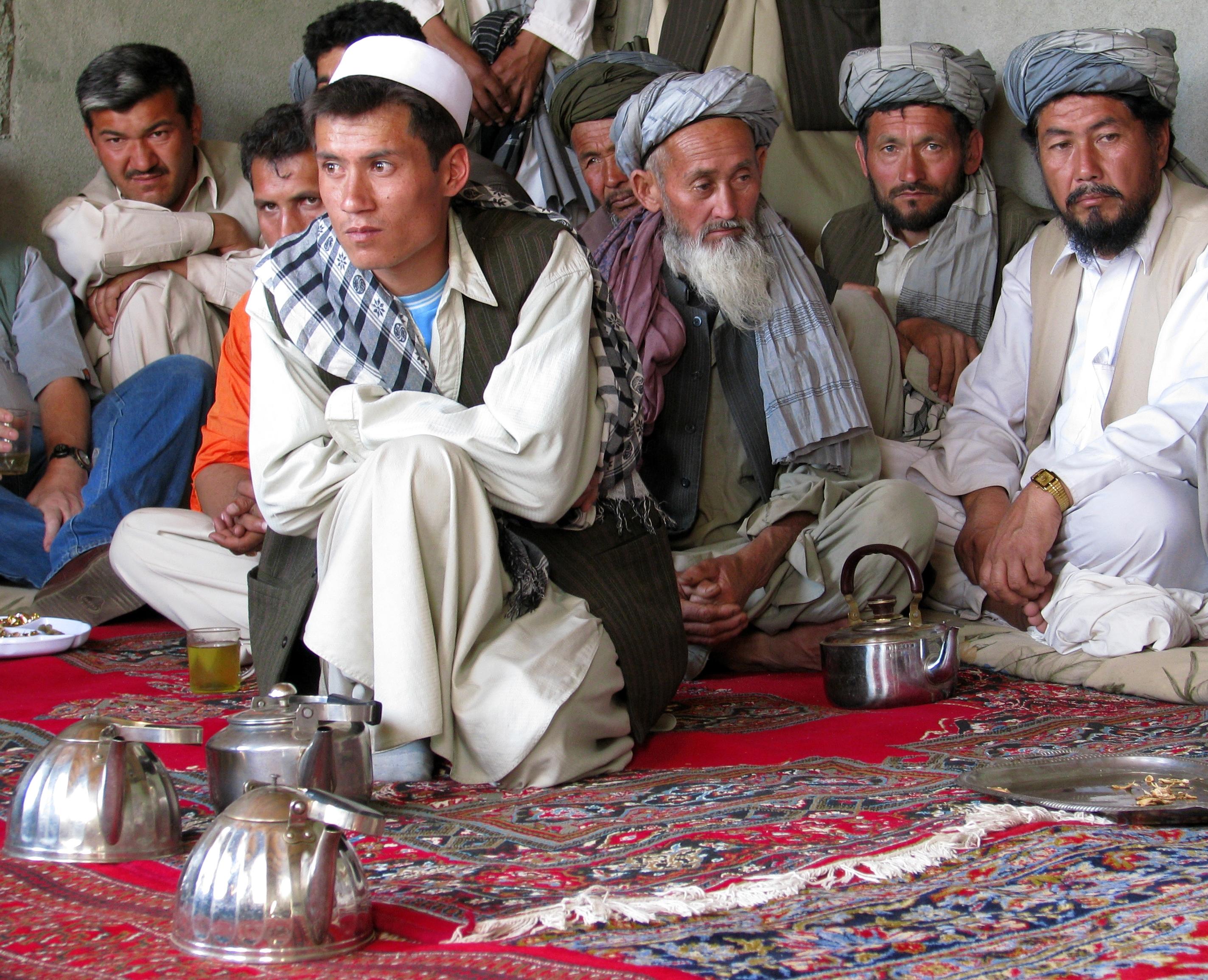 ådslag, Baghlan, foto Bo Lambert