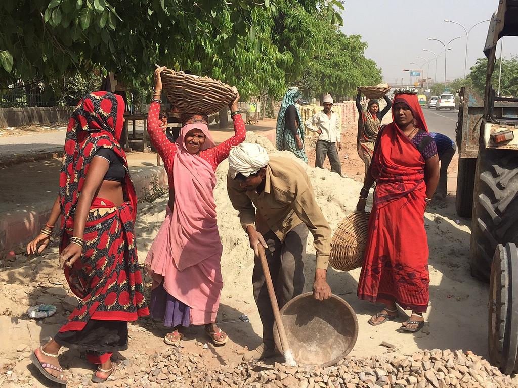 Dalitkvinnor