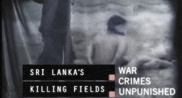 Sri Lanka's Killing Fields – dokumentär