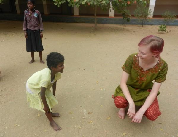 Holy Family Hansenorium - där HIV smittade barn får ett hem