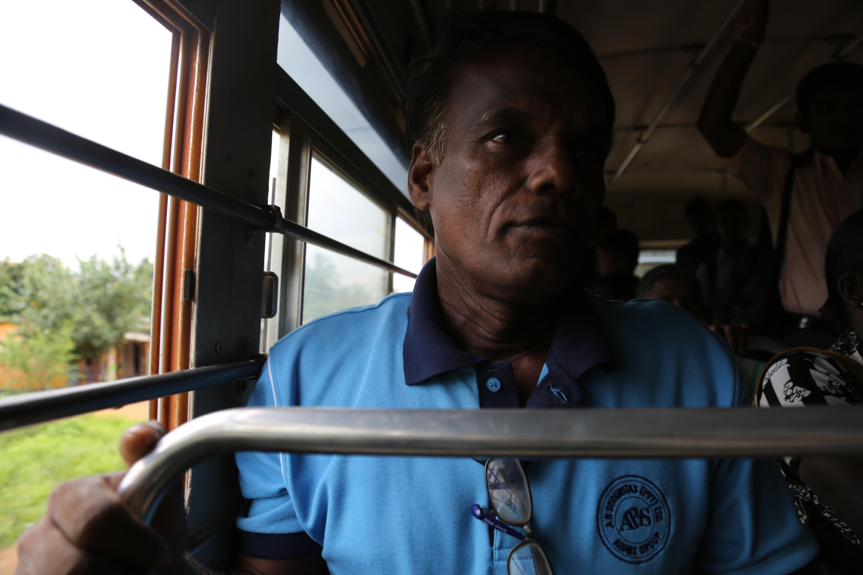 I Colombo snurrar hjulen fort, det avspeglas inte minst i statistiken för antalet utländska besökare som går stadigt upp.Foto Johan Mikaelsson