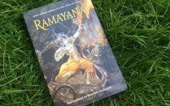 Ramayana i svensk översättning av Kenneth Anderson utgiven av Puri Förlag 2016.