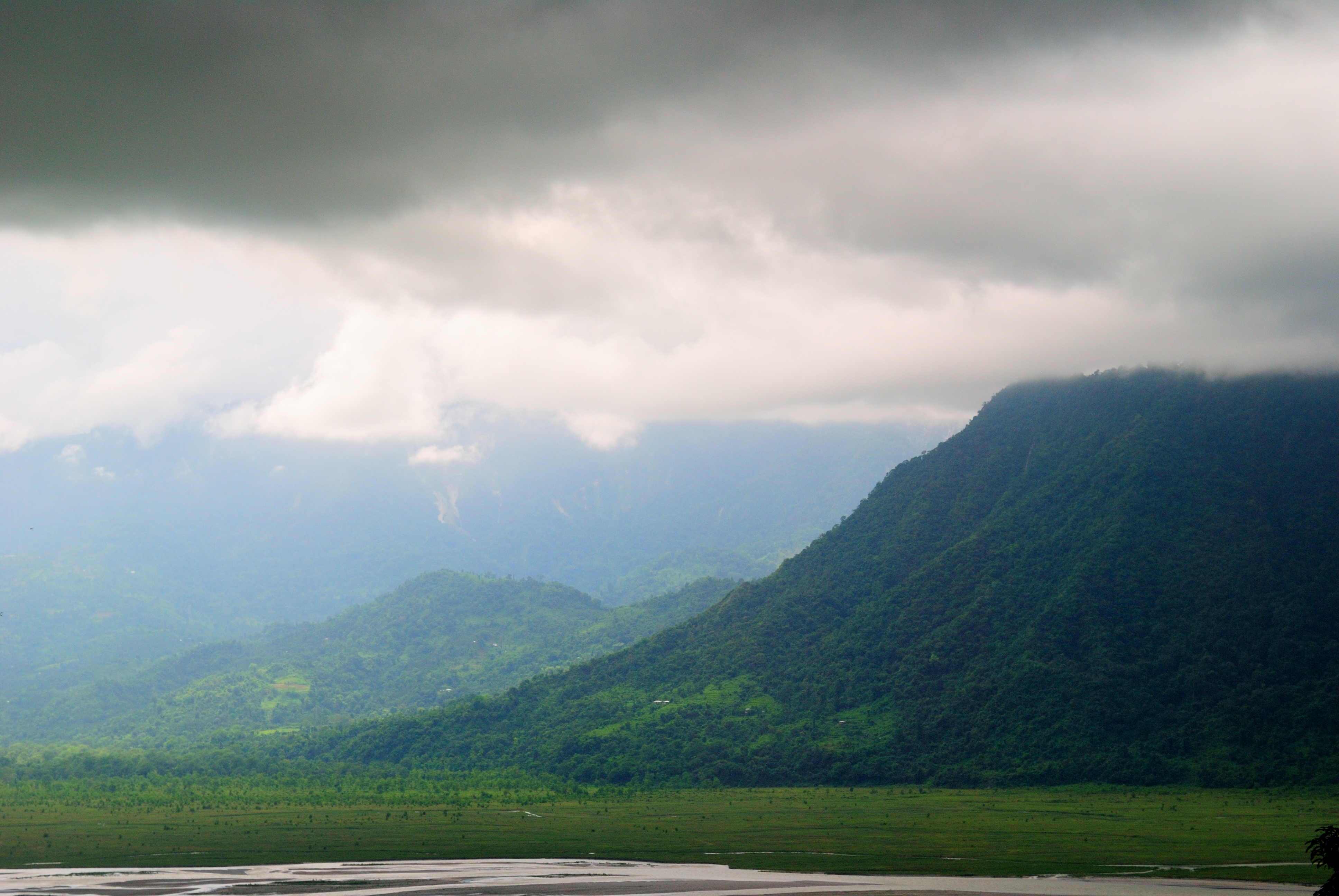 Bhutan beskrivs av dem som varit i landet som oerhört vackert.©Subhadip Mukherjee_Freeimages