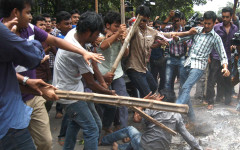 """Bangladesh är nummer 19 på listan """"most deadly country in the world for journalists"""". ©Khan Md Nazrul Islam/IPS"""