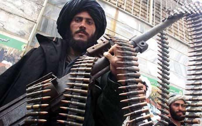 Taliban i Pakistan. © flickr newsonline