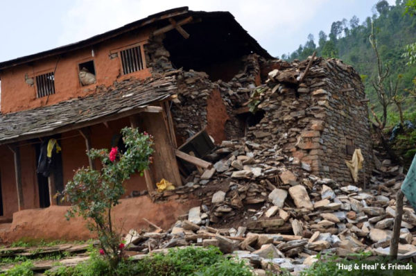 Klockan 11:56 den 25 april 2015 skakades Nepal av en kraftig jordbävning. Efterarbetet med återuppbyggnad och stöd för offrens anhöriga pågår fortfarande.