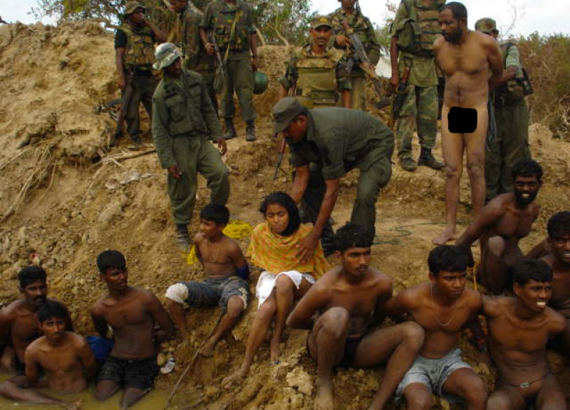 Sri Lanka war crimes evidence
