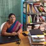 Shampa Sengupta grundare av Shruti Disability Rights Center i Kolkata. Foto Henrik Schedin