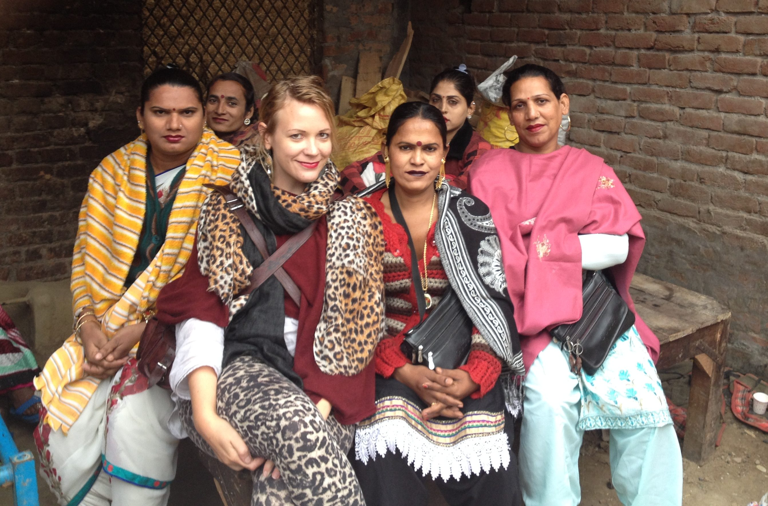 """Detta är ett utdrag ur reportageboken De kallade henne Delhi Braveheart"""" Av Julia Wiraeus. Foto Julia Wiraeus"""