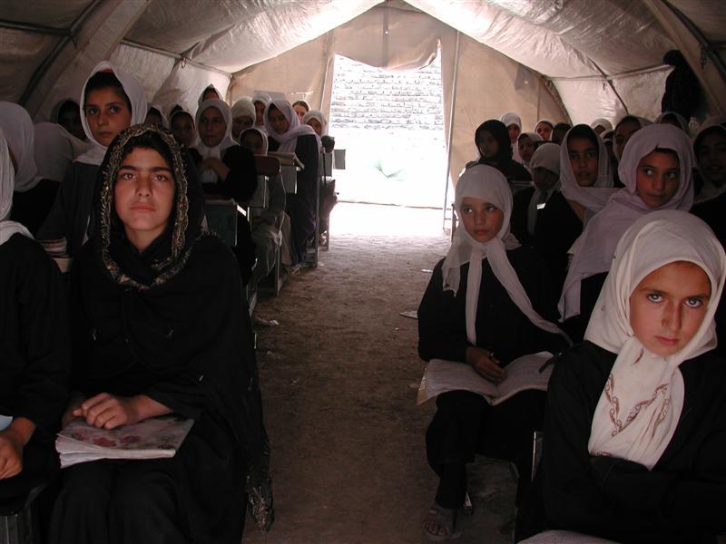 Jenny Fristrand berättar om afganska skolflickors uppfattningar och upplevelser av hur det är att växa upp som flicka i ett patriarkalt Afghanistan. Foto; Jayanth Vincent, Flickr.