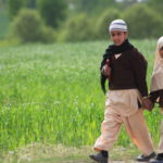 Skolbarn i Pakistan. Foto Adeel Anwer
