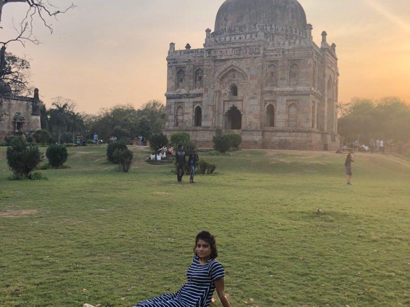 """Detta är del 2 i artikelserien """"Kvinnopoträtt från Delhi"""". Foto Julia Wiræus."""