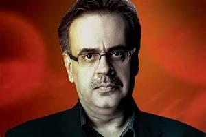 Shahid Masood är Journalist, kolumnist och politisk analytiker.