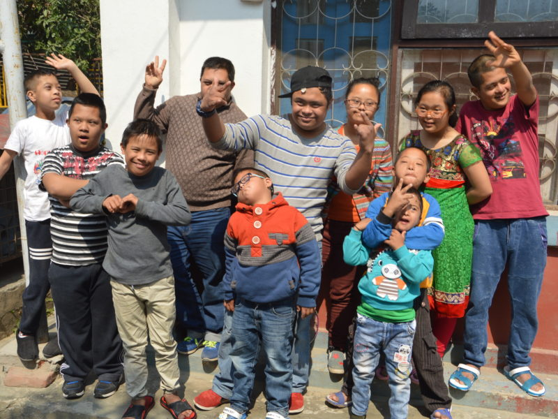 Foto: Down Syndrome Society Nepal (DSSN)