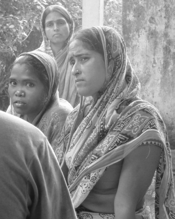 Indien fick sin forsta kvinnliga president