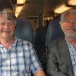 Staffan Lindberg och Lars Eklund