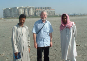 Staffan Lindberg i Islamabad
