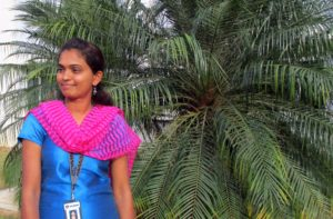 Aruna Nanjappa FOTO ZAC OYEAH