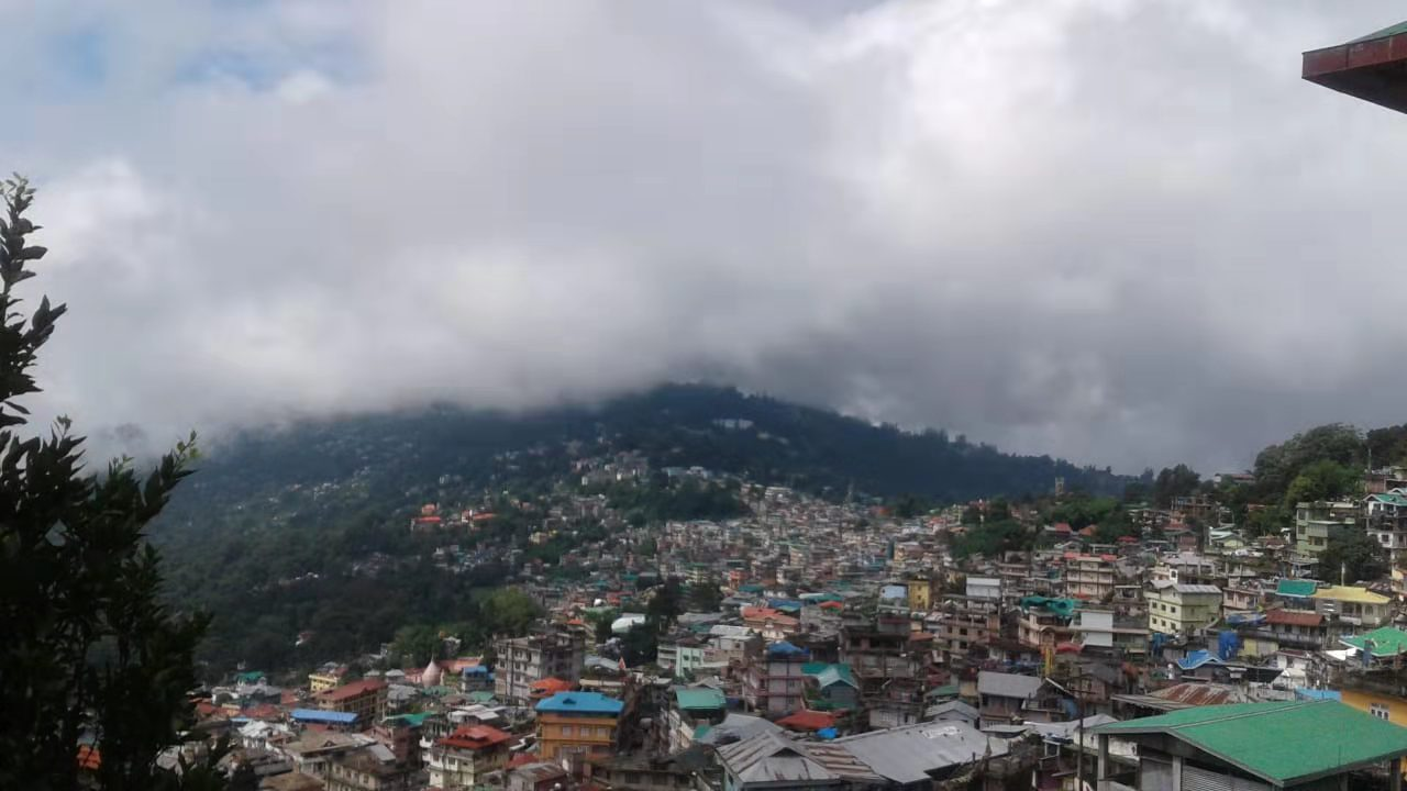 Kalimpong Ridge -- Sagar Chettri