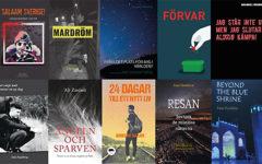 Unga afghansk-svenska författare