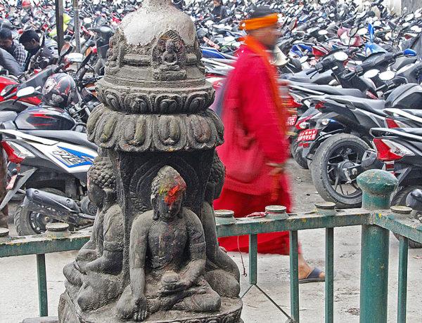 Katmandu februari 2020