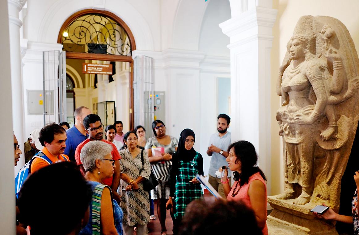 Museum Walk Colombo