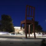 """Broken chair"" UN Geneva 2020"