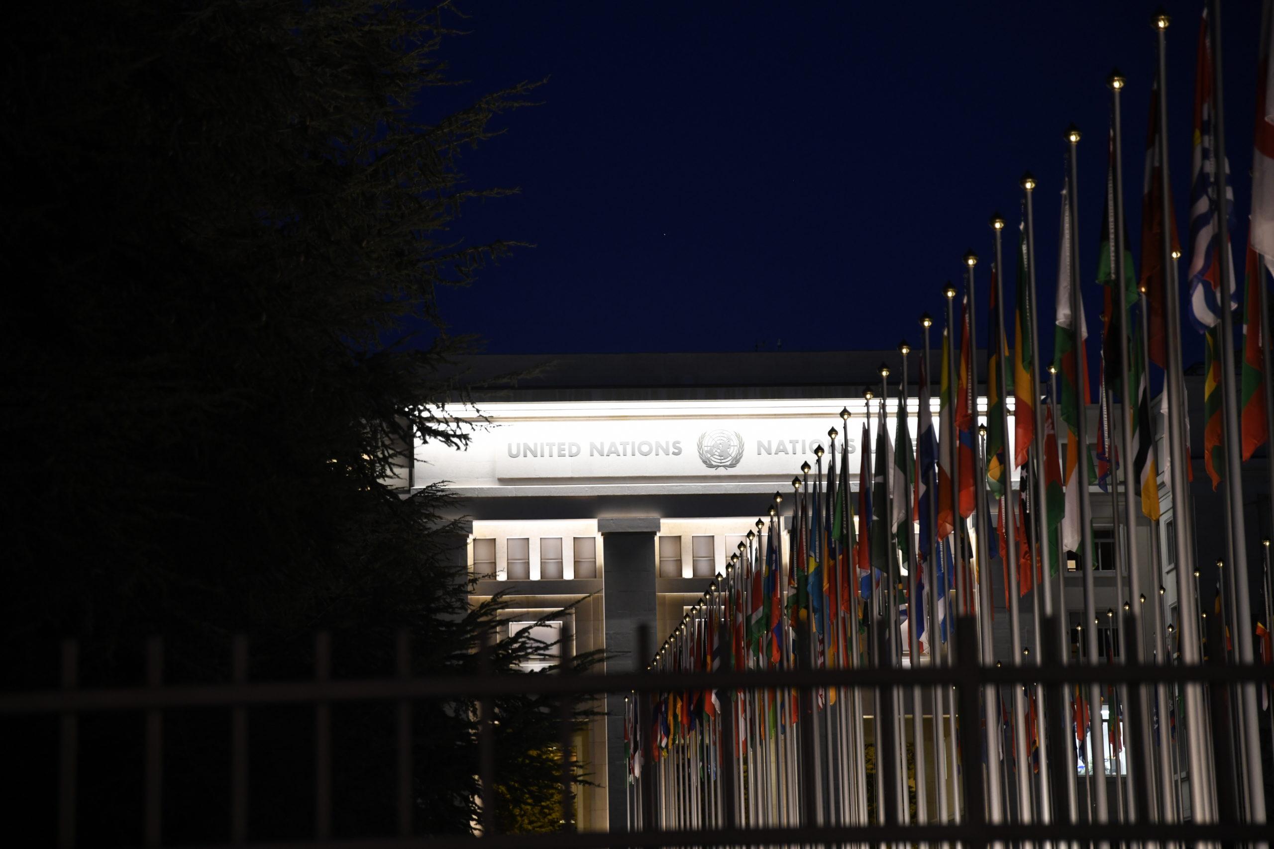 FN-kontoret i Genève