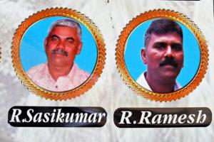 Sasi och Ramesh