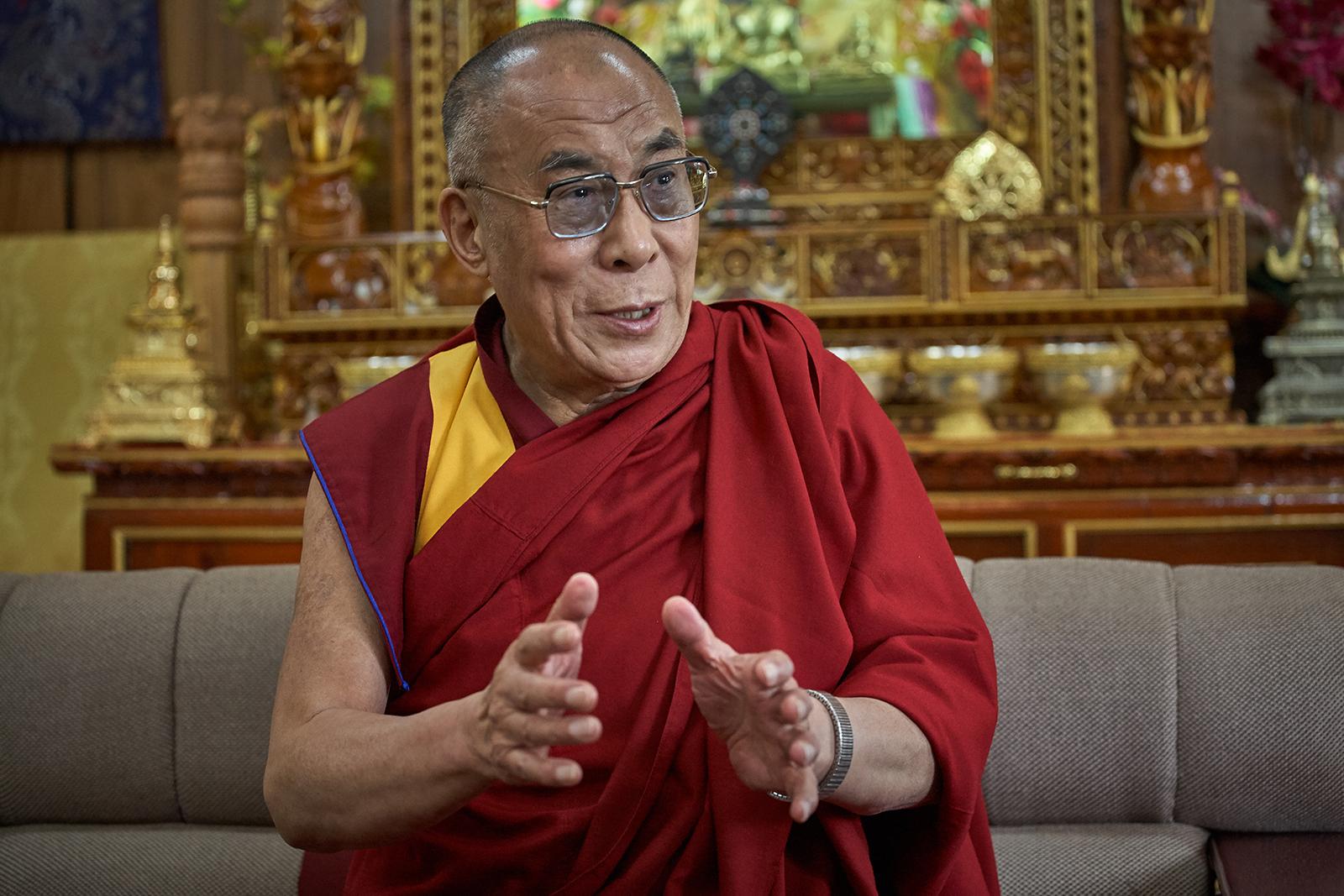 Dalai Lama – Tibets ledare i exil
